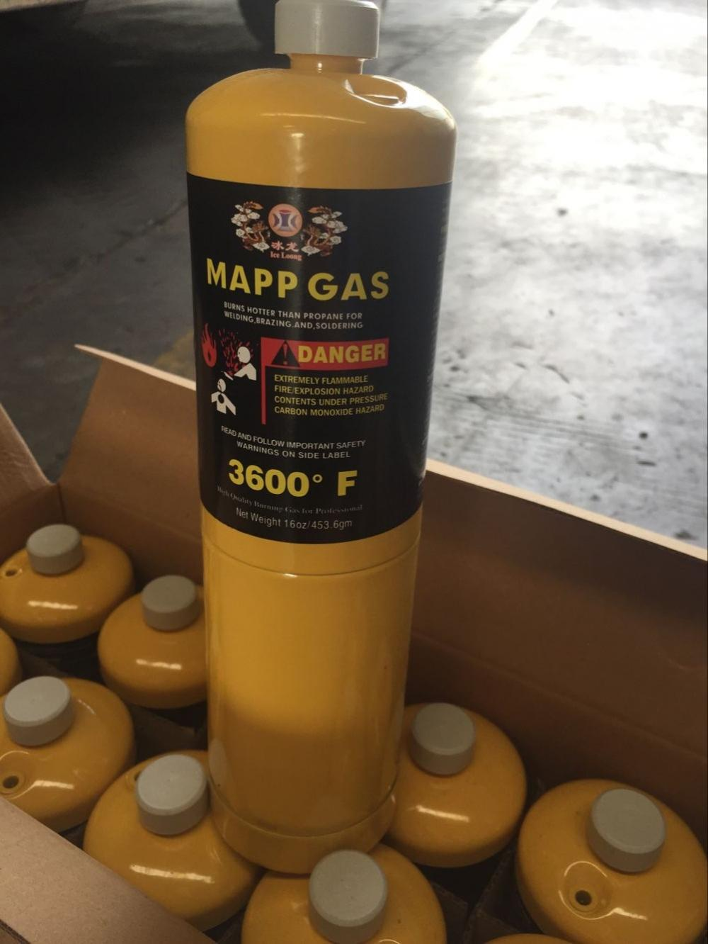 WELDING MAPP GAS