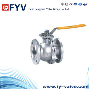 API Hand Lever Stainless Steel Floating Ball Valve