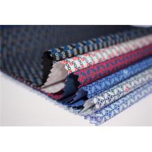 Customized design CVC shirt fabric for sale