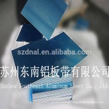Folha de alumínio fino 3003 liga para eletrônico