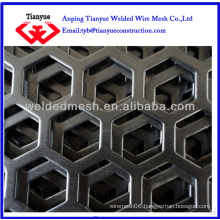 heavy type perforated metal sheet
