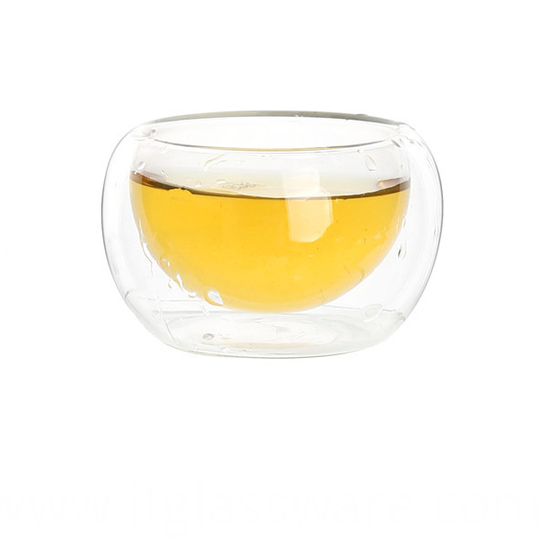 Thin Glass Tea Cup