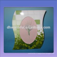 Nouveaux articles! Cadre photo en gros en céramique fabriqué en Chine