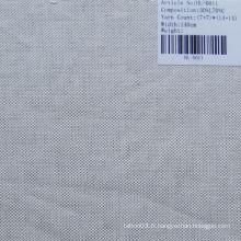 Tissu en coton et en coton HL-0011