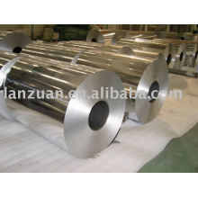 Jumbo roll aluminium foil