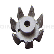 High Press Warm Schmieden von Stahlteilen