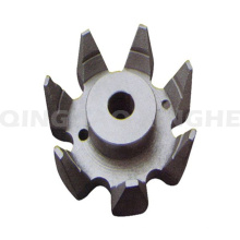 Haute pression des pièces en acier de forgeage à chaud