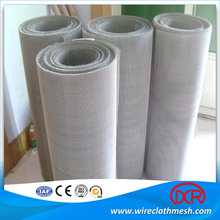 stainless steel crimped mesh wire mesh