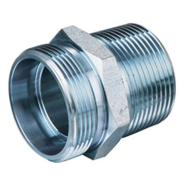Rubber plug air hose fittings and adapters