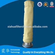 100 μm Filtertasche Staubabscheider für Zementwerk