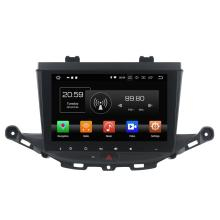 in dash multimedia system for ASTRA K 2016-2017