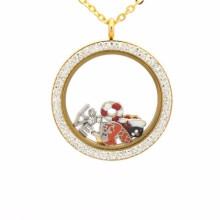 Gold Medaillon Anhänger Schmuck Designs in Pakistan mit niedrigem Preis