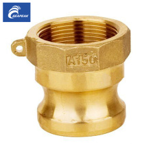 Brass Camlock Coupling - Type a