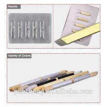 Suporte sobrancelha manual caneta de maquiagem permanente