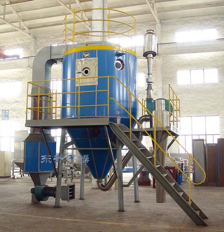 Spray Dryer Sentrifugal Alky-aryl Sulphonate berkecepatan tinggi