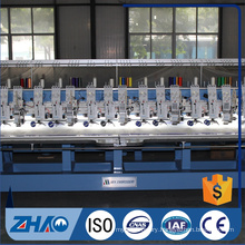 industrial 621 computerized embroidery double tapping and flat machine