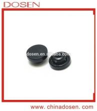 ECO-friendly whoelsale high quality black antique zinc denim flat rivet for jeans or luggage accessories