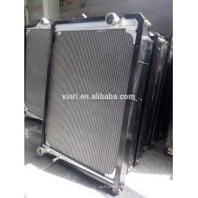 SHIYAN GOLDEN SUN offre un radiateur de camion lourd en aluminium à soudure parfait pour IRAN AMICO radiateur TL853-N420