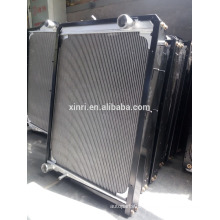 SHIYAN GOLDEN SUN supply perfect welding aluminum heavy truck radiator for IRAN AMICO radiator TL853-N420