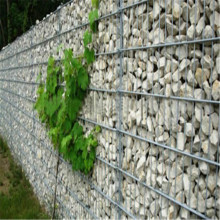 Protection efficace des barrages soudés Promotion du gabion