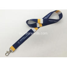 Cheap Neck Lanyard/Promotion Polyester Lanyard