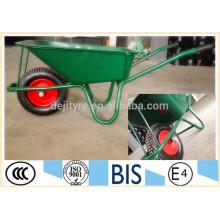 electric folding metal wheelbarrow