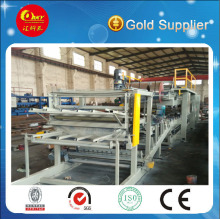 Glaswolle Steinwolle EPS Sandwich Panel Making Equipment