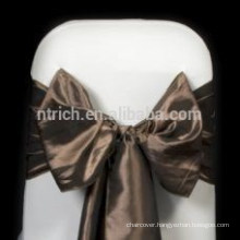 Royal Satin chair sash, chair ties, wraps for wedding banquet hotel
