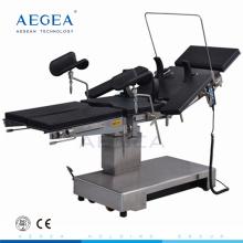 AG-OT010B Gesundheit medizinische elektrische hydraulische Klinik mobilen OP-Tisch