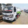 New dongfeng water truck for environmental sanitation