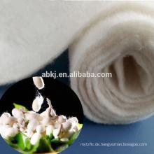 80g bis 300g hohe Loft Waschbare Seide wie Polyester Batting Roll