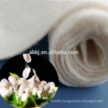 80g to 300g High Loft Washable Silk Like Polyester Batting Roll
