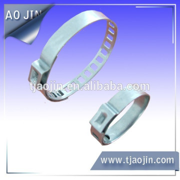Single Ear Ss/Hse Clamp/silicone hose clamps/hydraulic hose clamp