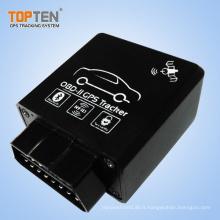 Système d'alarme de voiture GPS OBD avec Bluetooth et RFID pour la gestion de la flotte Tk218-Er