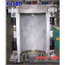 200L Big Chemical Barrel Extrusion Blow Mould