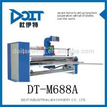 DOIT DT-M688A Computergesteuerter vollautomatischer Sari-Rollenschneider Schneid- und Wickelmaschine