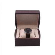 2021 Custom wholesale manufacture brand custom luxury matte wooden gift case watch box