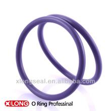 O-rings en silicone colorés
