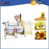 soya oil expeller machinery