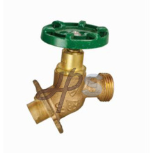 Bronze angly type drain valves