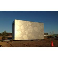 Globond Plus PVDF panneau composite en aluminium (PF100)