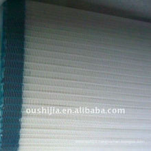 Super quality polyester pulping fabrics