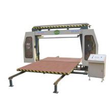 machine de découpe pour éponge en latex