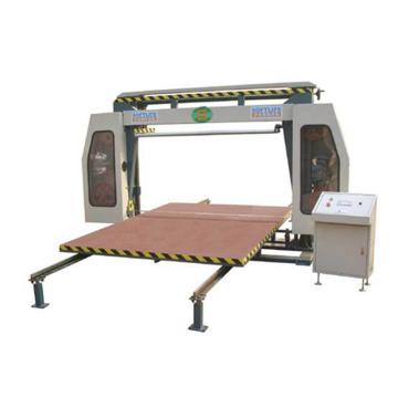 máquina de corte para esponja de látex