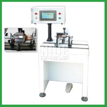 Automatic motor rotor testing equipment Armature Dynamic Balancing Machine
