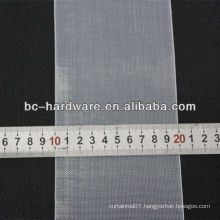 2014 high quality of transparent curtain tape