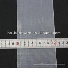 2014 хорошие продажи прозрачной ленты занавеса, нейлоновой занавески
