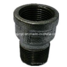 F & M Banded Galvanisierter Sockel Malleable Iron Pipe Fittings
