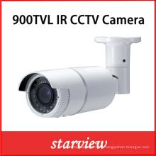 900tvl CMOS Varifocal impermeable IR cámara de seguridad CCTV