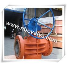 Válvula de vedação de vedação rígida de pressão (X47)